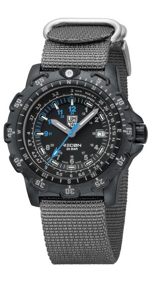 Luminox Recon Point Man 8823.KM Grey/White/Blue